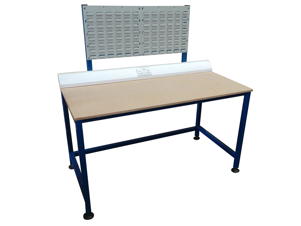 Assembly Tables Workstations : Packing table mm free uk delivery