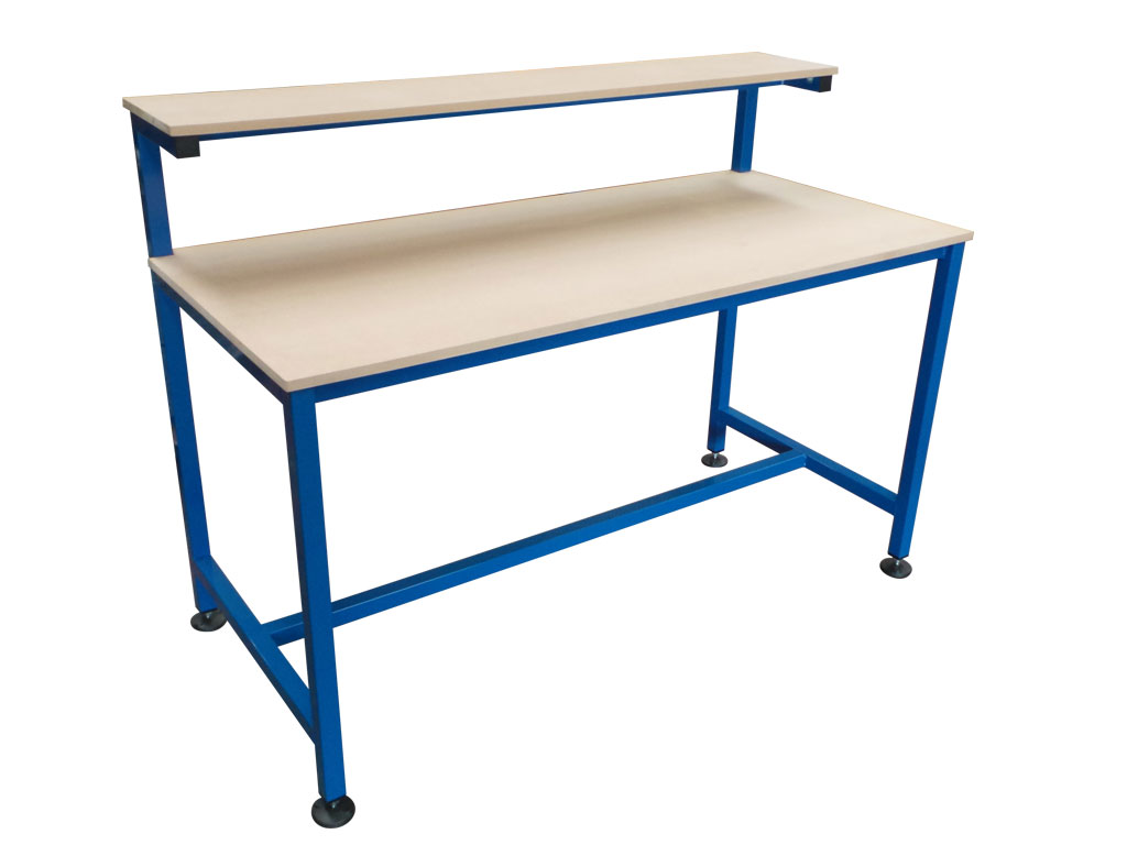 Packing table 1200mm x 600mm free uk delivery for Table of tables