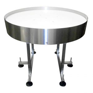Rotary Table Sideview