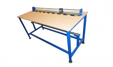 Packing Table with Roll Holder & Cutter