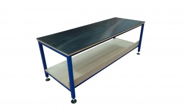 Packing table with Lower shelf