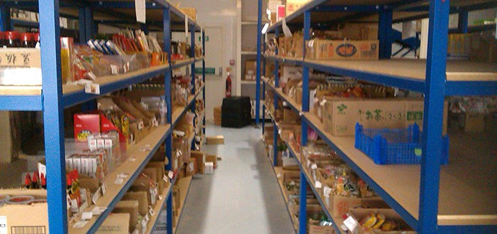 Shelving & Racking Systems