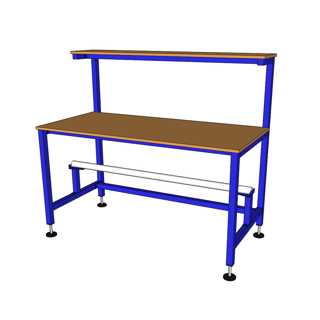 Flat Pack Table ModelF