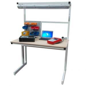 Cantilever Electrical Workbench – 1800mm x 900mm
