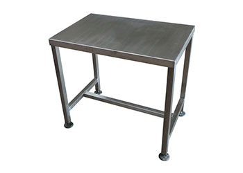 Stainless Steel Packing Table