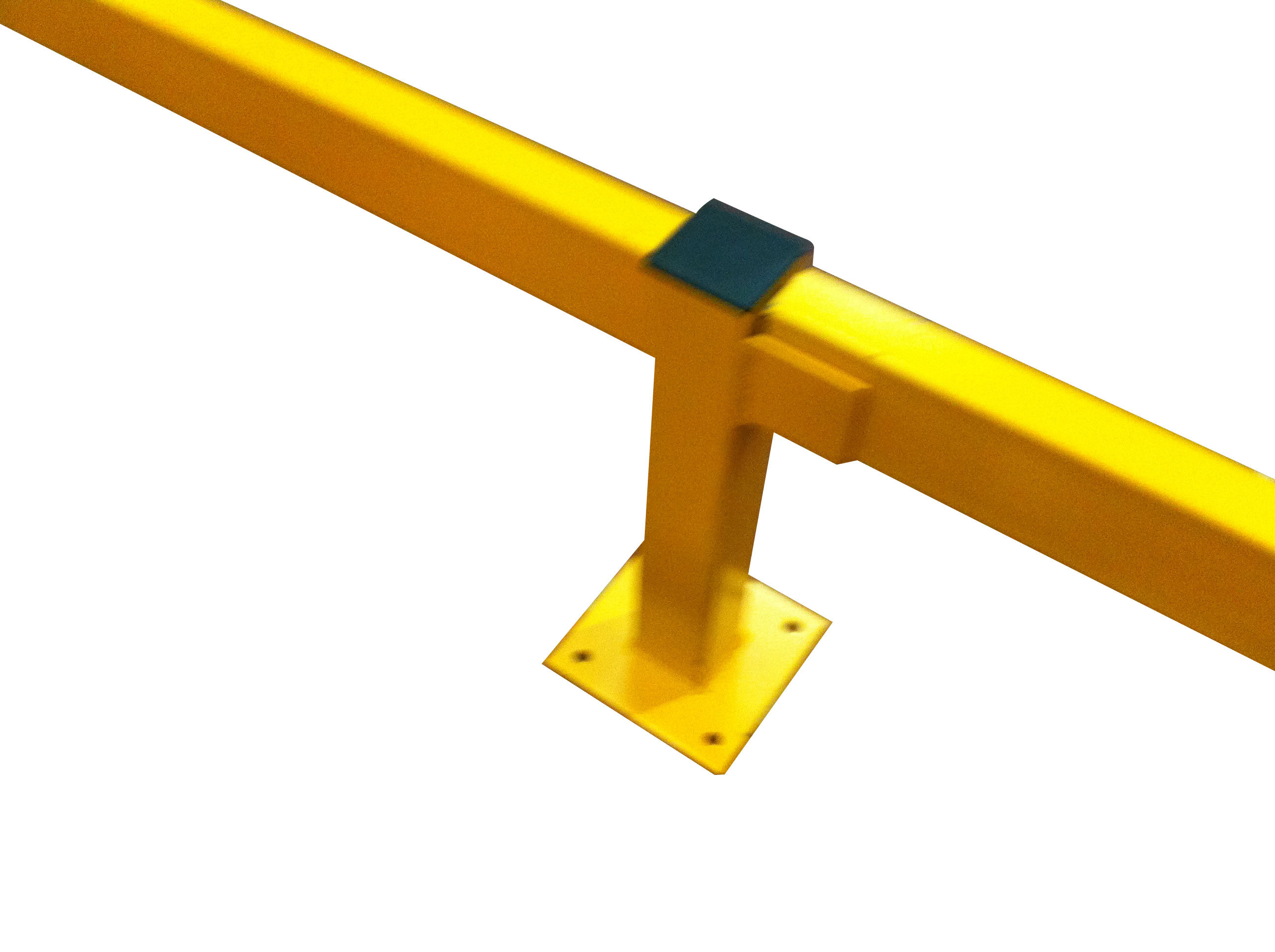 Fork Lift Barriers Manufactured By Spaceguard