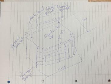 Customer Site Sketch