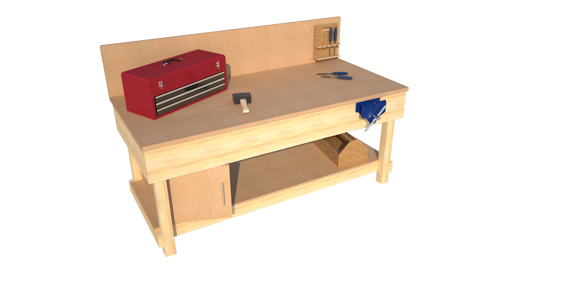 wood-workbench