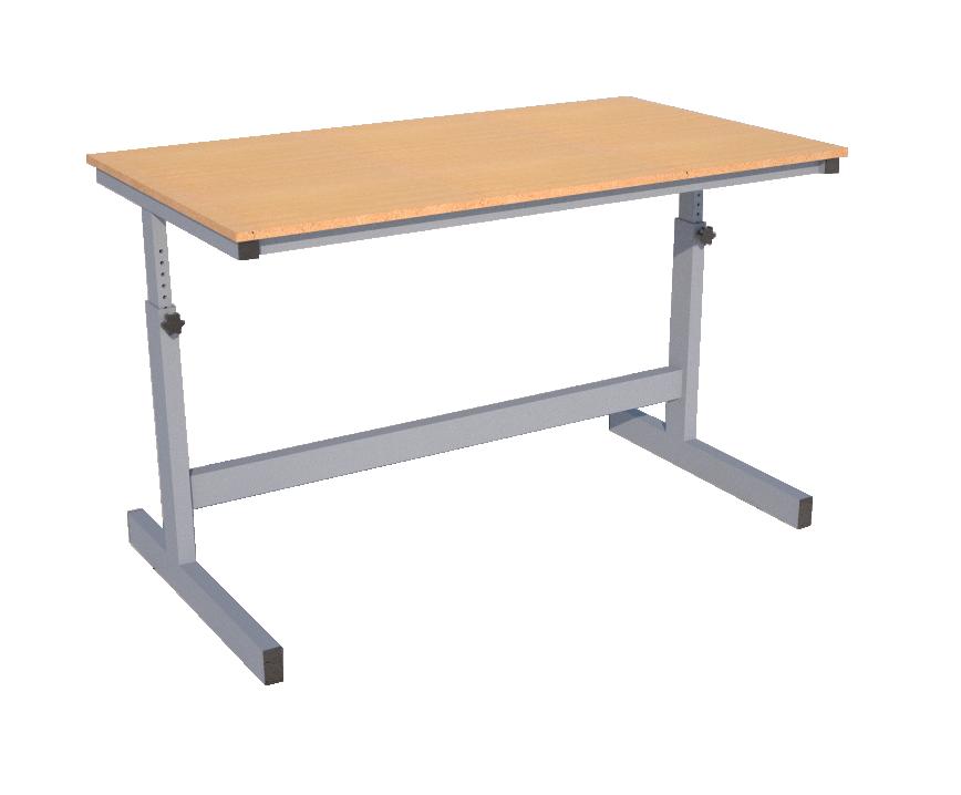 adjustable table type 2