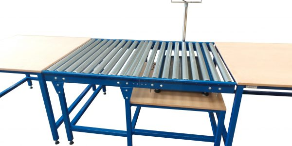 Bench Mounted Platform Scales Packing Tables By Spaceguard