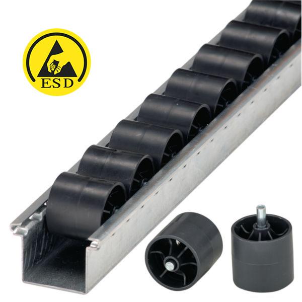 ESD mini roller track