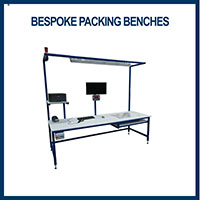 bespoke packing benches