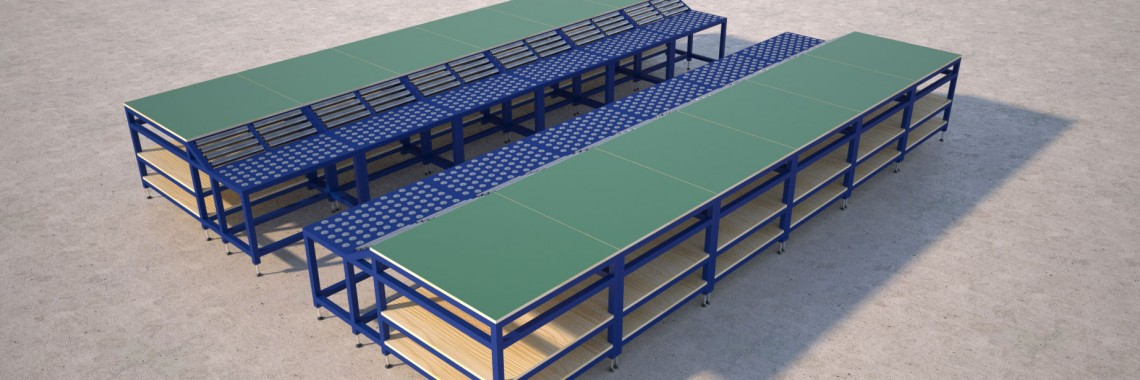 ball table workbench