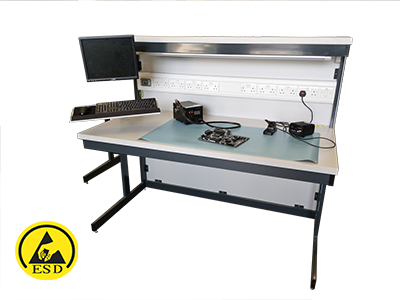 ESD Cantilevered Workbench