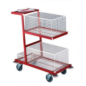 Post Distribution Trolley