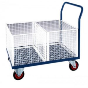 Two Basket Trolley