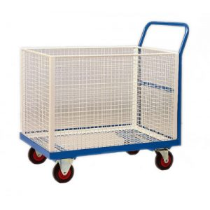 Single Basket Trolley